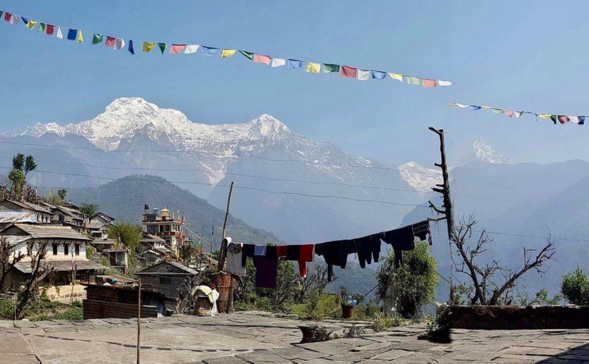 Nepal sans gluten