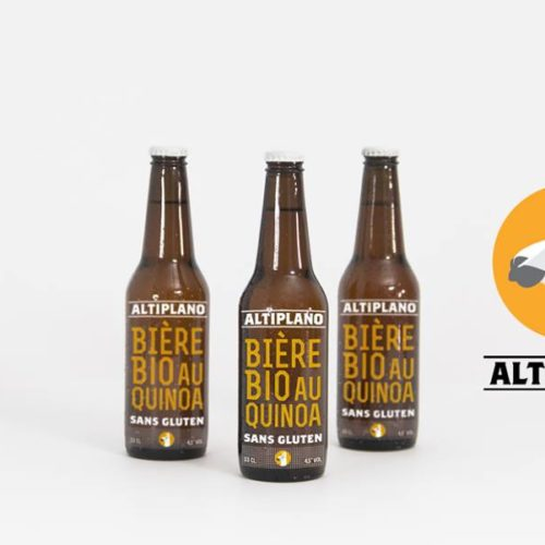 biere sans gluten, bière quinoa