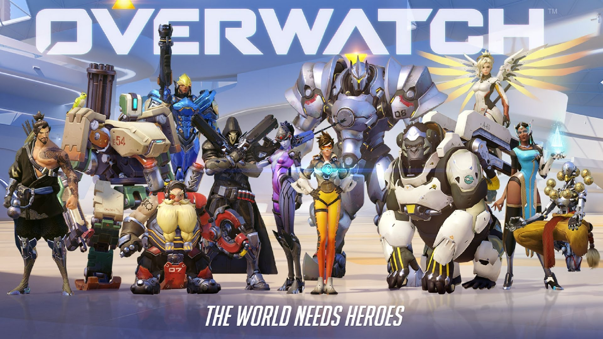 Kenny's Overwatch Review