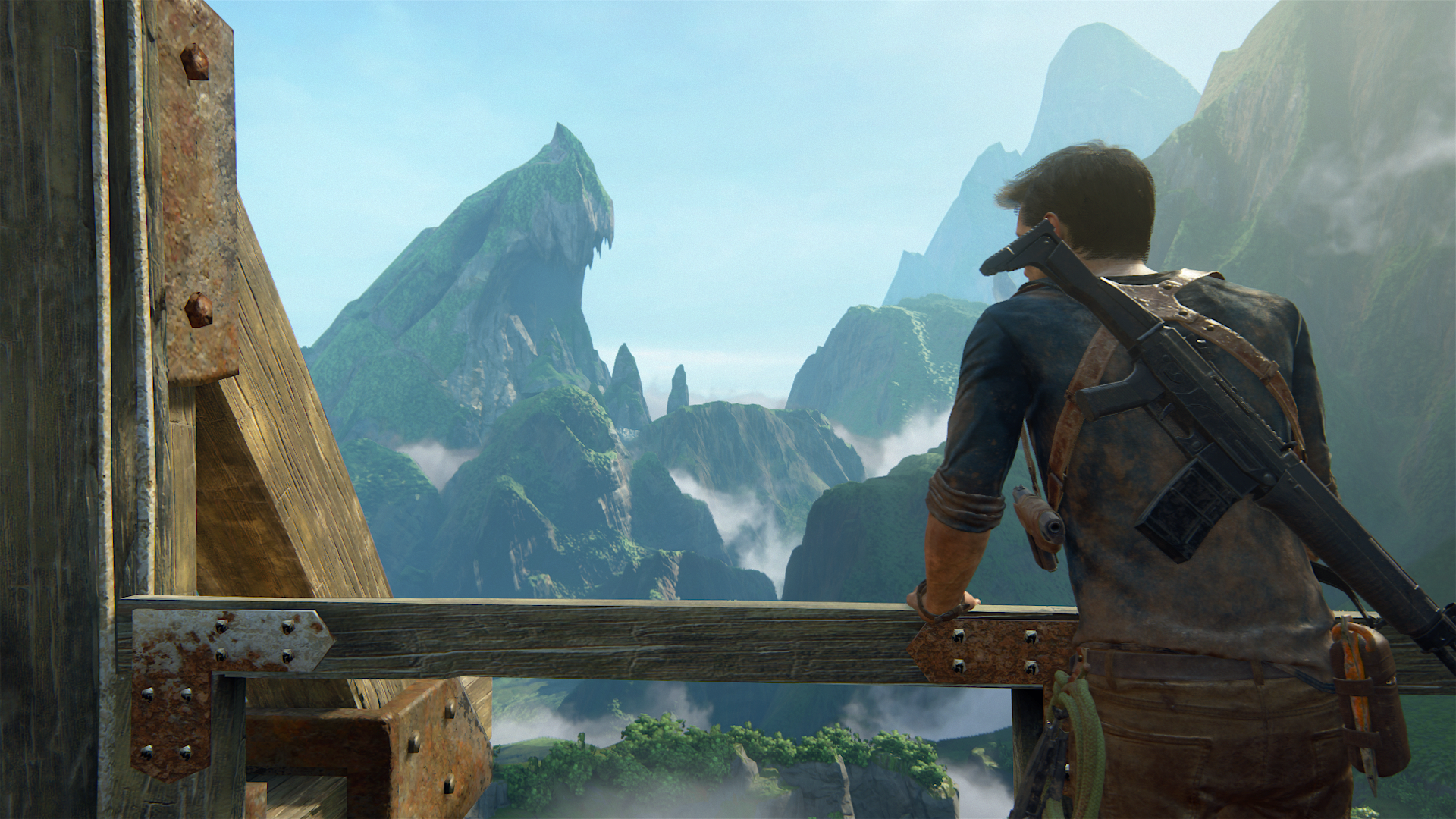 Uncharted IV Review