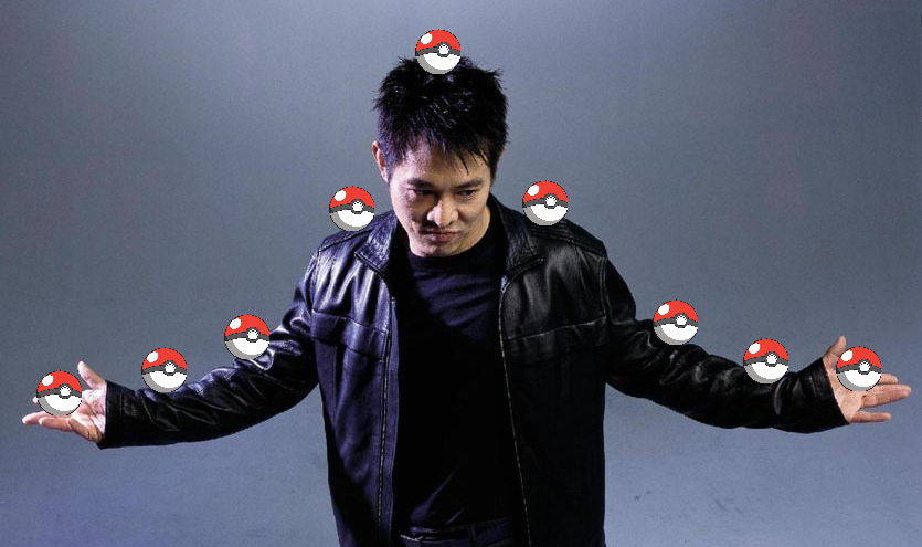 Episode 15: Jet Li vs Pokémon