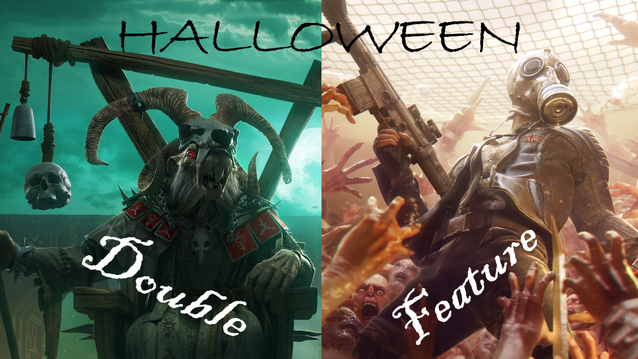 Halloween Spooktacular III Double Feature!! – Vermintide & Killing Floor 2