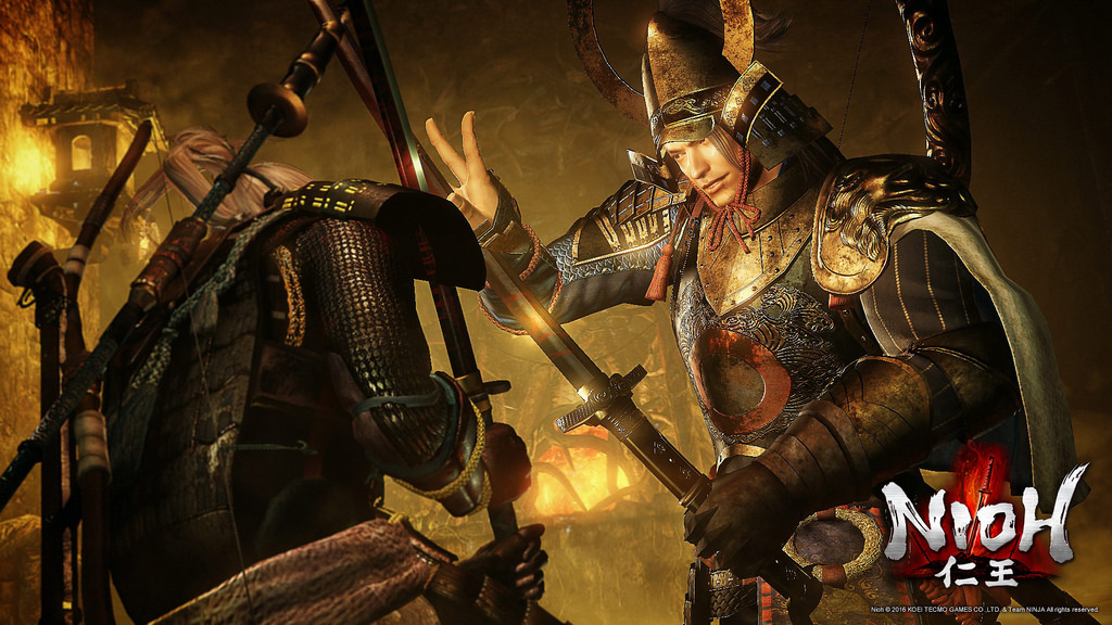 Nioh: Why it's Great & Possibly Better than Dark Souls