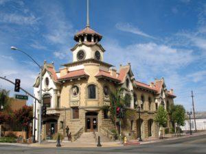 Old City Hall, 7410 Monterey St., Gilroy, CA
