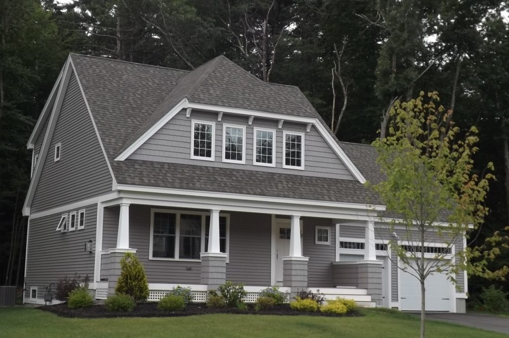 Hampton Woods Home