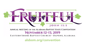 Alabama Baptist State Convention @ Eastern Shore Baptist Church, Daphne