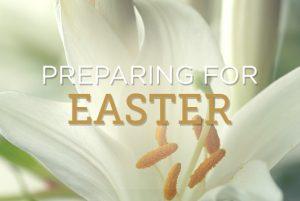 Easter Planning Meeting @ PBA