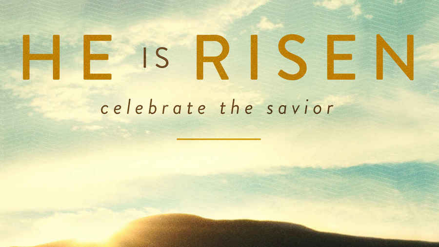 4/5: Easter Sunday @ 10am - hill community church