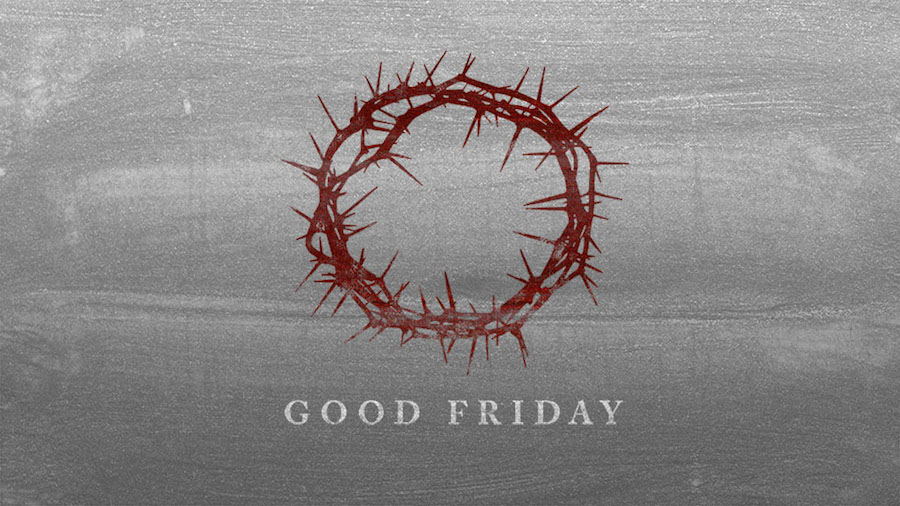 On April 3rd, we will be having our Good Friday Service @ 7:30pm.