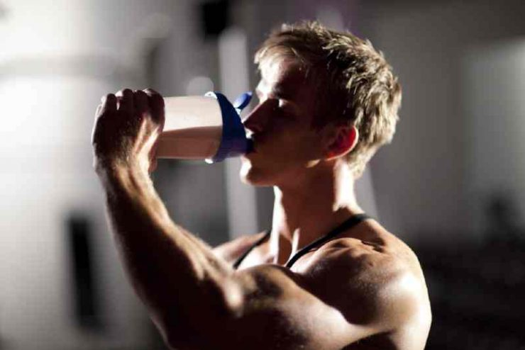 whey protein cause acne