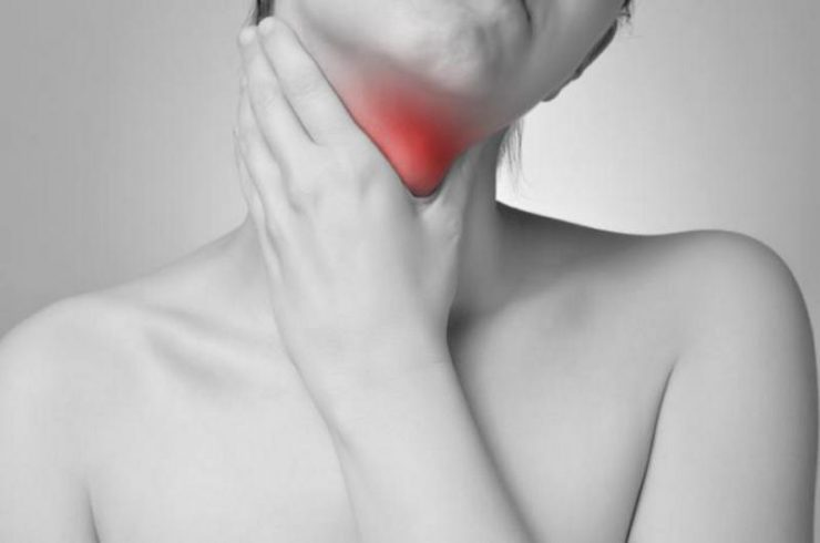 hypothyroidism cause acne
