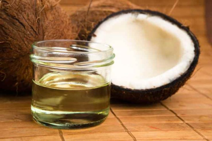 coconut oil cause acne