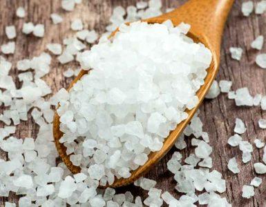 epsom salt and acne
