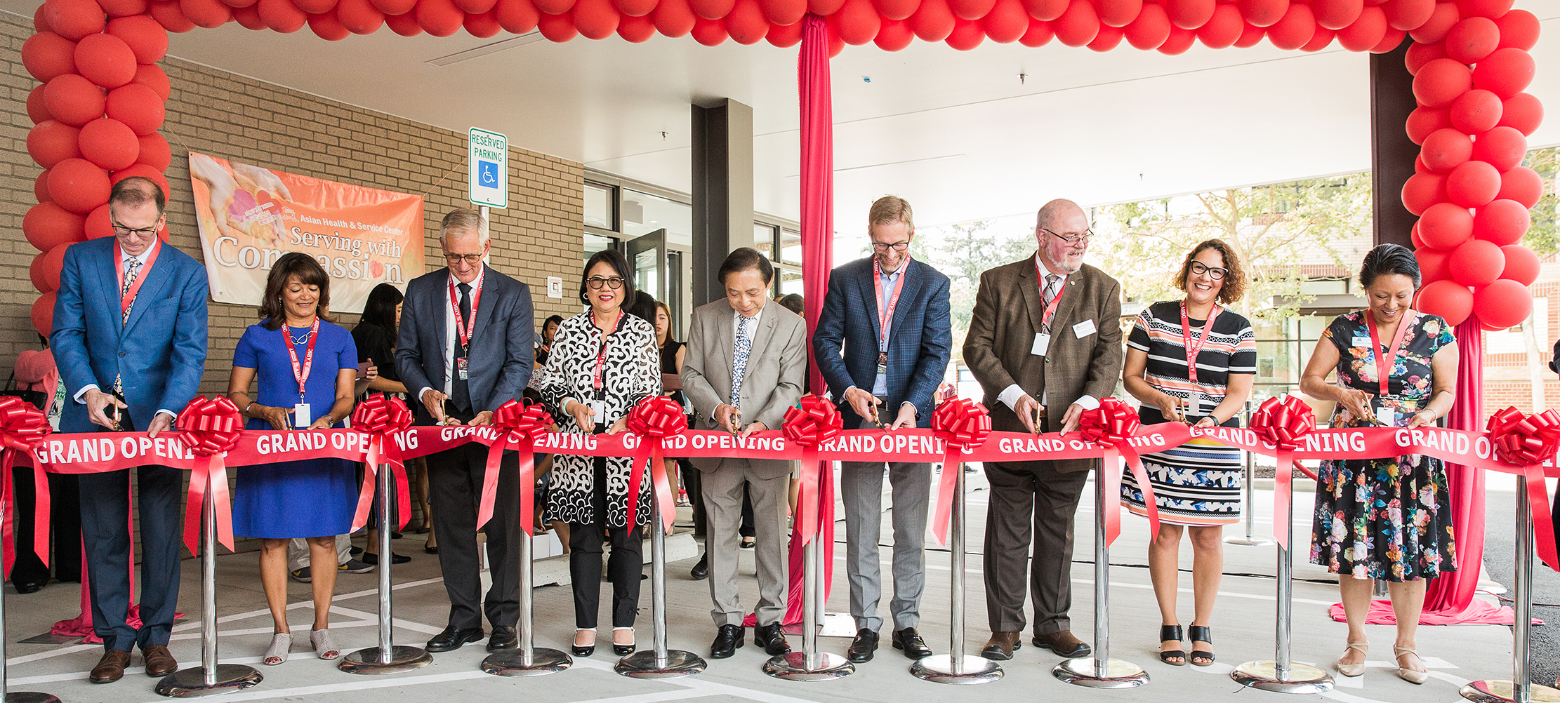 Asian Health & Service Center Grand Opening