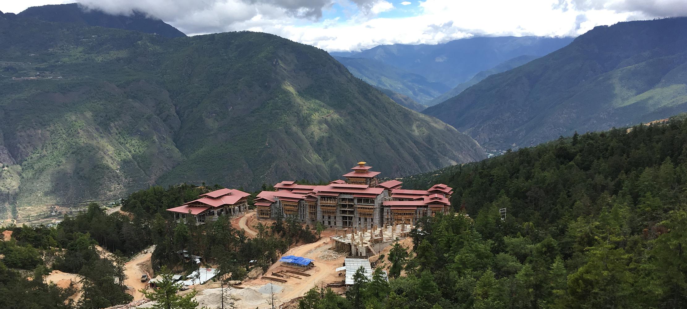 Visiting Bhutan | Yuki Bowman