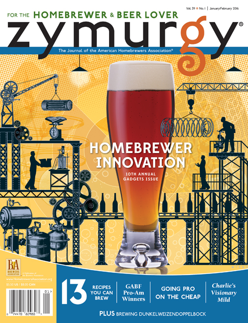 Zymurgy Magazine (January/February 2016)
