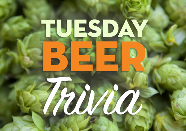 Tuesday Beer Trivia: Hops