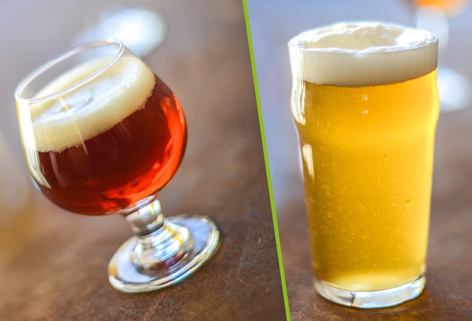 what's the difference between ales and lagers