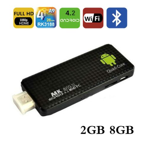 Another Affordable Android HTPC, the MK809