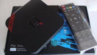 MXQ Amlogic S805 Review