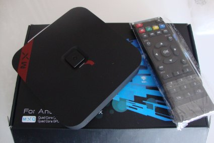 RioRand MXQ Amlogic s805 Review