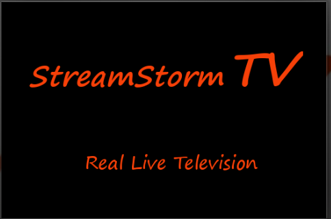 How To Install StreamStorm IPTV Addon