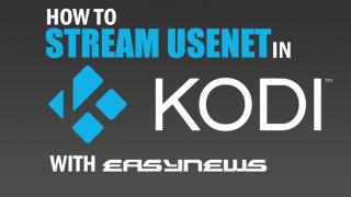 Stream Usenet in Kodi with Easynews