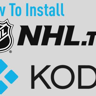 Learn how to install NHL hockeystreams in Kodi