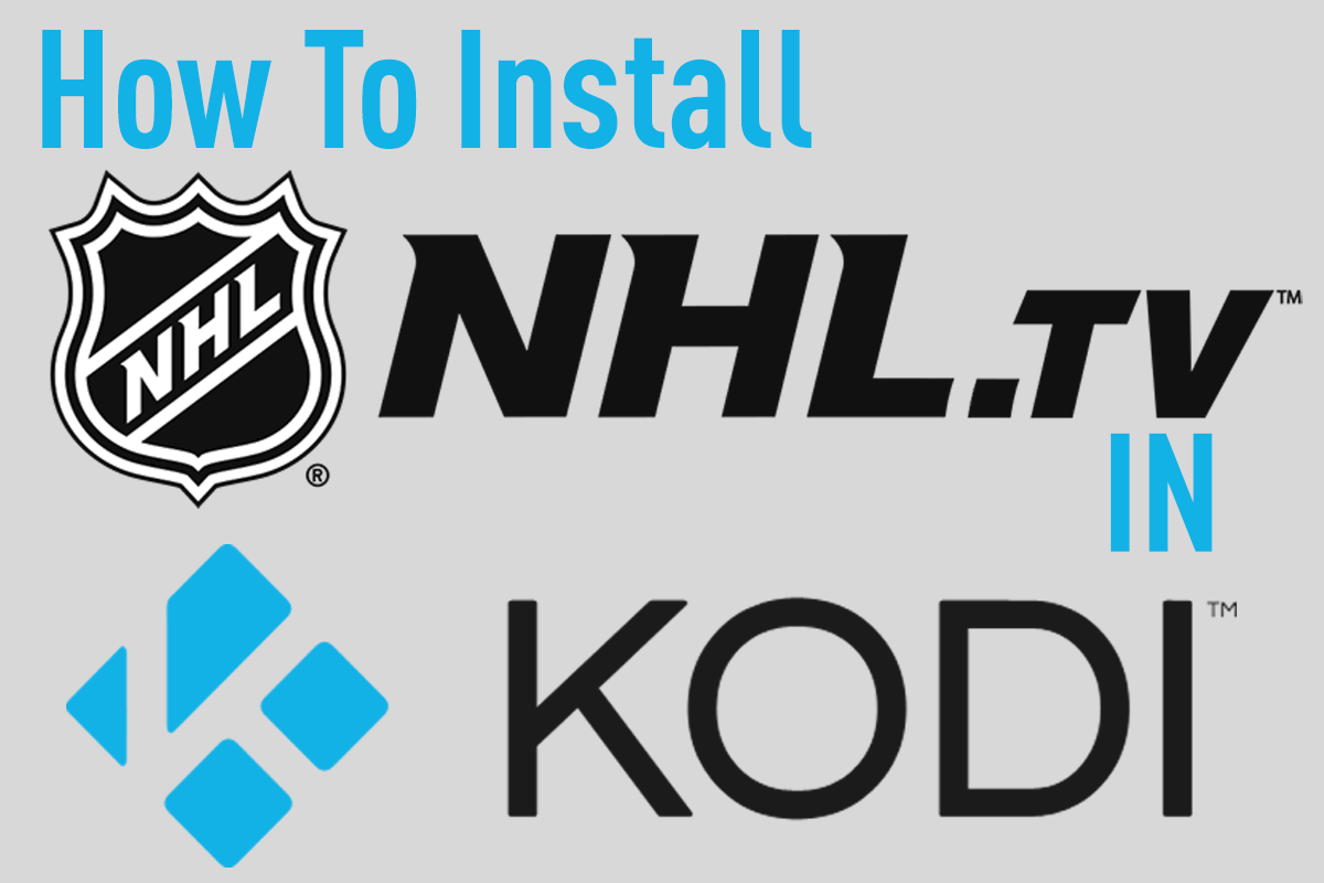 Hockeystreams on Kodi with NHL.TV