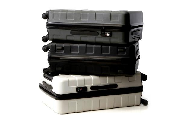 Muji hardcase suitcases 0