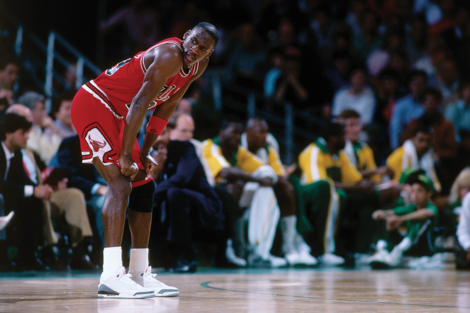 the nba legacy of michael jordan 30052018 steve kerr laughed while talking about one of the first times he ever tried to guard michael jordan  about how hard it was to guard michael jordan nba.