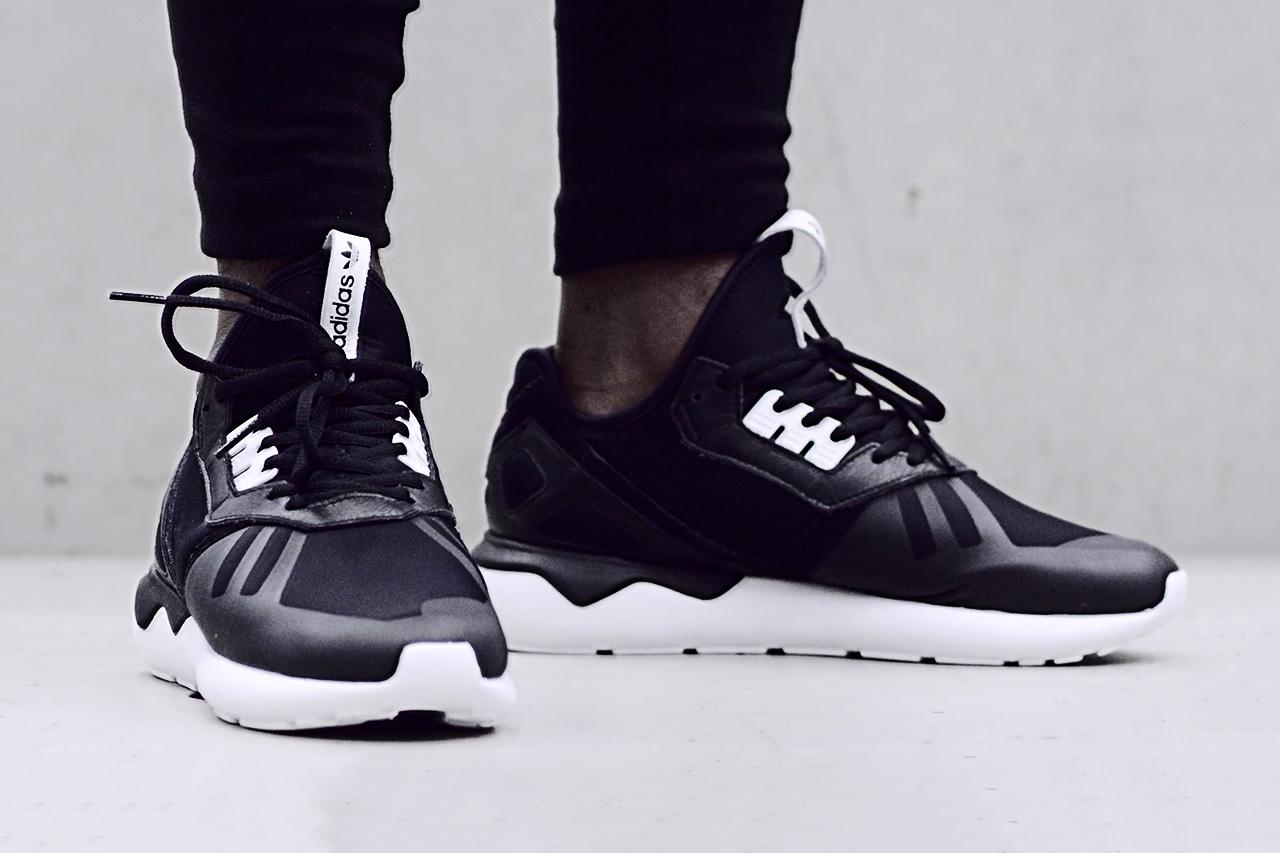 Adidas Tubular Black