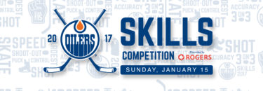 Oilers Skills Competition presented by Rogers