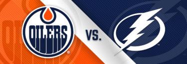 Oilers vs. Lightning