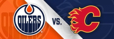 Oilers vs. Flames