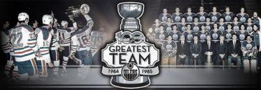 NHL Centennial Greatest Team Celebration