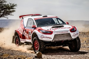 ACCIONA 100 EcoPowered 1
