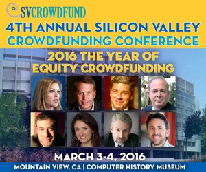 CrowdFundBeat 4th Silicon Valley Conference