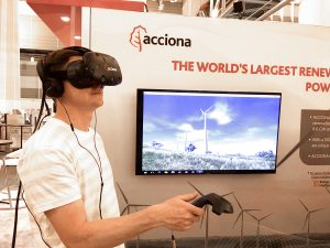 Acciona_Virtual visit booth_2