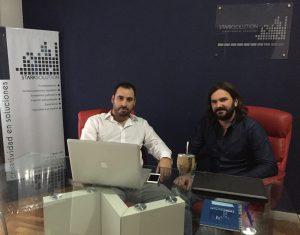 Martin Sosa y José Boiero - Stark Solutions