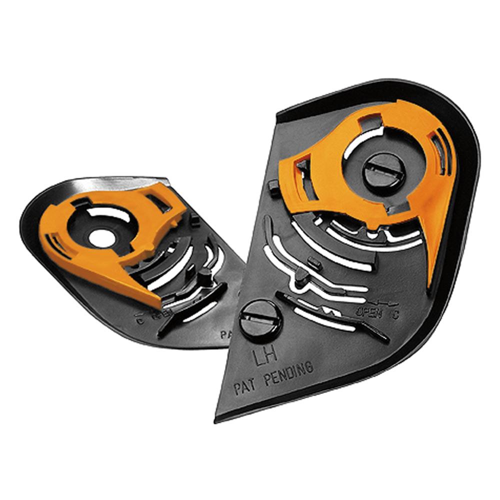 Icon Helmet ProShield Pro Shield Pivot Kit Black New