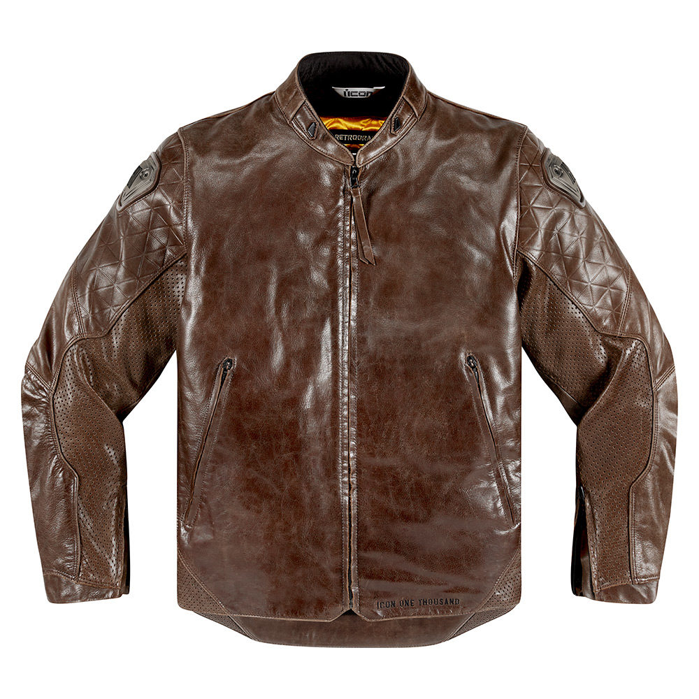 Icon 1000 Retrograde - Brown