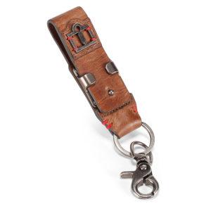 Icon 1000 Navigator Keychain - Brown