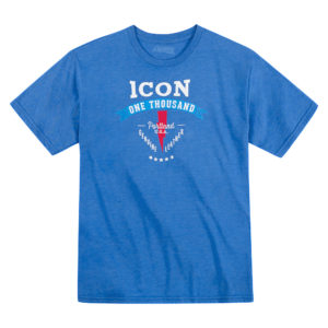 Icon 1000 Two-Timer - Heather Blue