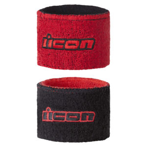 Wristband 2-Pack - Red Reverisble