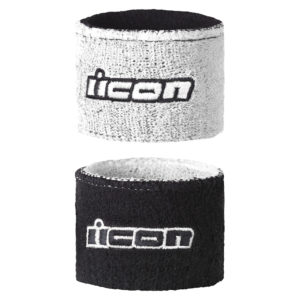 Wristband 2-Pack - White Reversible