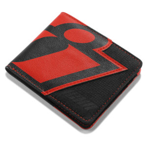 Double Stack Wallet - Black