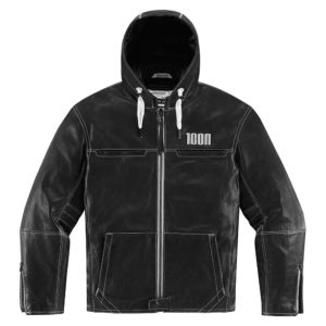 Icon 1000 The Hood - Black