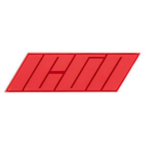 Hypersport Vest Patch - Red