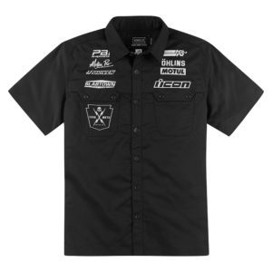Kingsley Hero 2 Shop Shirt - Black
